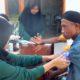 Kegiatan Mahasiswa Unej Profesi Ners Fakultas Keperawatan melakukan pencegahan stunting kepada warga Panti