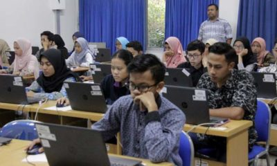 Peminat SBMPTN UB Terbanyak di Indonesia