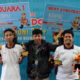 Tim robotik 'DOME' UMM unggul dalam kategori Robot Pemadam Api Indonesia (KRPAI). (ist)