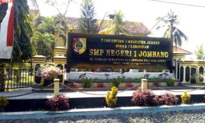 KAWAHCANDRADIMUKA : SMPN 1 Jombang. (rir)