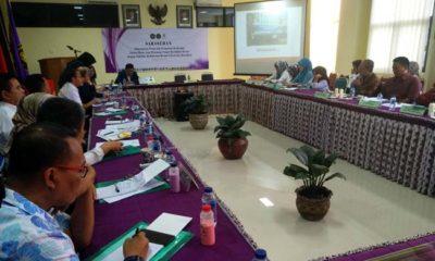 Sarahsehan FKH UB dan Dinas Peternakan Kabupaten se-Jawa Timur. (rhd)