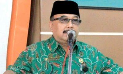 Kepala Disdikbud Bondowoso, Drs. H. Harimas, M.Si