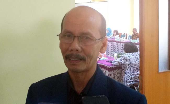 Dekan FKH UB, Dr Ir Sudarminto Setyo Yuwono M App Sc. (rhd)