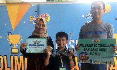 Putra Polisi di Lumajang 2 Kali Juara 1 Nasional, Belum Dapat Reward dari Dindik Lumajang