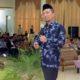 SEMINAR - Guru Besar Institute Teknologi Surabaya (ITS), Prof Agus Rubiyanto memberikan paparan soal teknologi 4.0 dalam acara Seminar Nasional Teknologi dan Sains di Gedung Rahmatul Ummah, Unusida, Rabun(18/09/2019)