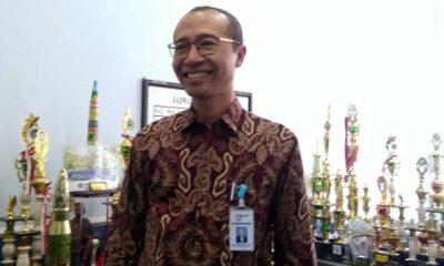 Wakil Direktur II, Dr Eng Anggit Murdani, ST, MEng. (rhd)