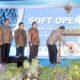 Pemukulan gong, penanda soft launching GKB UM. (rhd)