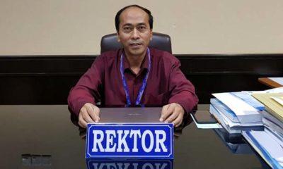 Rektor Umsida, Dr Hidayatulloh