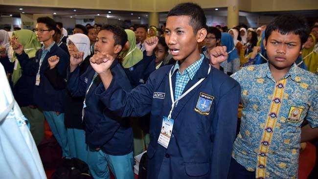 Surabaya Young Scientists Competition Diramaikan 592 Murid SMP