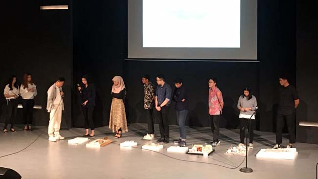 Asian Contest Of The Architectural Rookie Award kembali Digelar